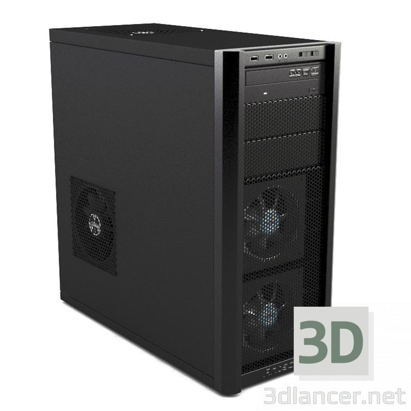 3d model Unidad de sistema - vista previa