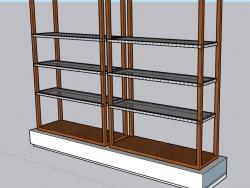 Book rack