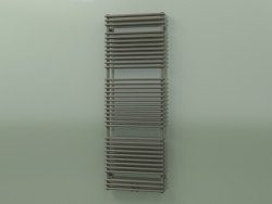 Heated towel rail - Apia (1764 x 600, RAL - 7013)