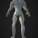 3d model Body-builder - preview