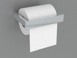 Wall Mounted Paper Roll Holder (46455)
