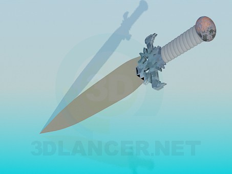 3d model Blade toy - preview