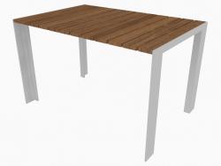 Table d'extérieur (80x120x73)
