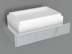 Wall Mounted Holder for Soap (46401)