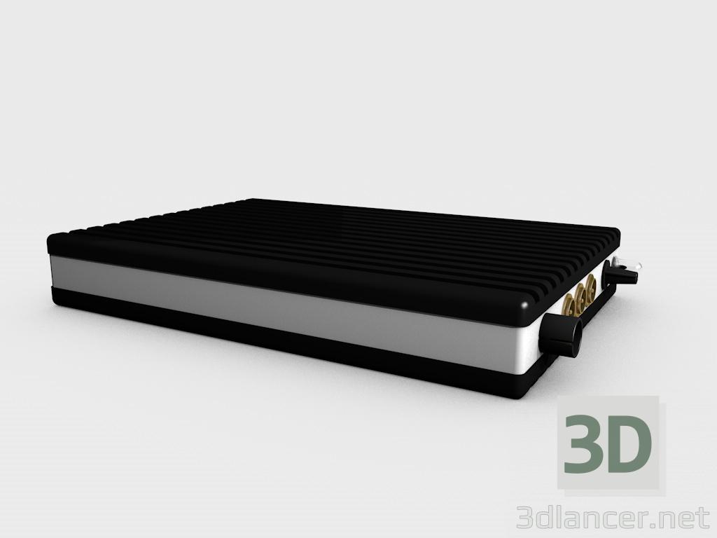 3 डी मॉडल नियंत्रण इकाई - पूर्वावलोकन