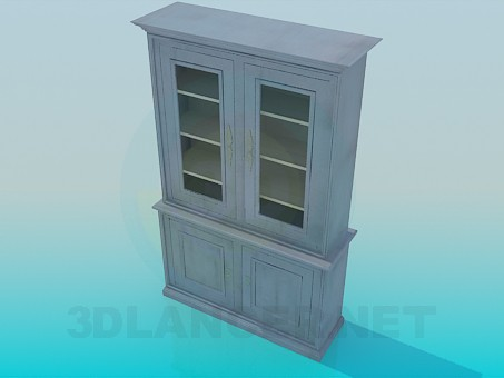 3d model Sideboard - preview