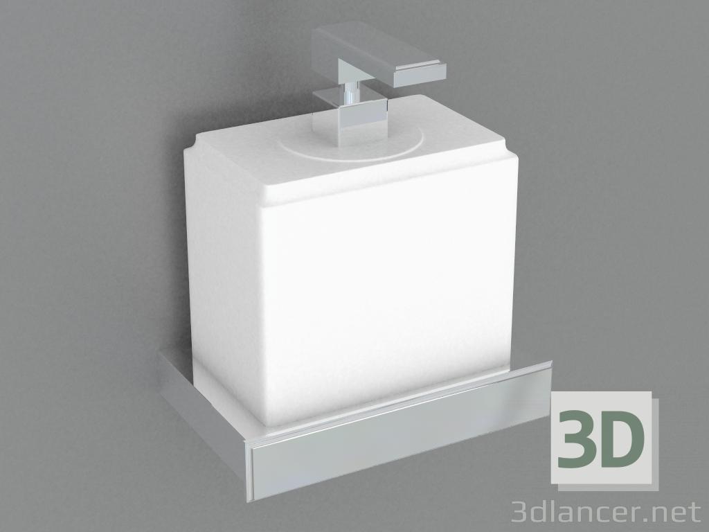 3d model Wall holder soap dispenser (46413),Gessi max(2013