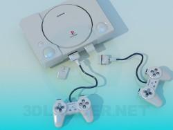 Consola de juegos SONY