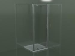 Cabina doccia GA con porta battente