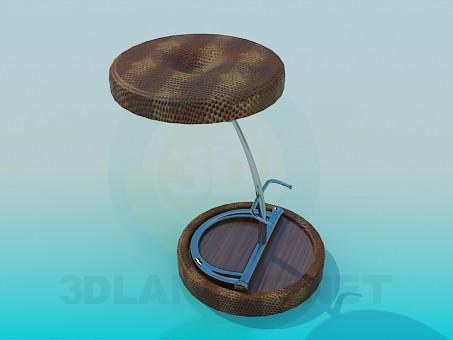 3d моделювання Настільна лампа модель завантажити безкоштовно