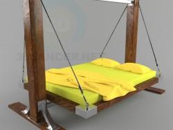 Розгойдується ліжко Housefish