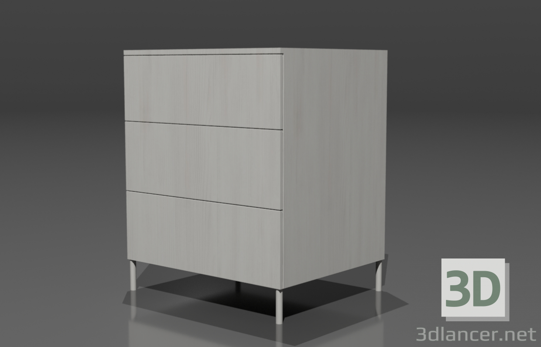 3d Stand model buy - render
