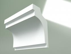 Corniche en plâtre (socle de plafond) KT343