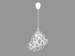 Lampe suspendue (lumière blanche)