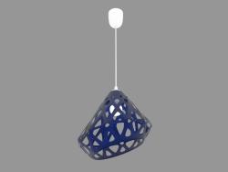 Lampe suspendue (bleu drk light)