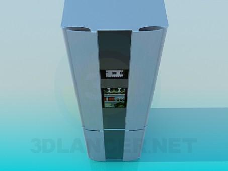 3d модель Холодильник Gorenje RK-2000 P2 – превью