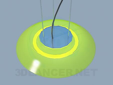 modelo 3D Сhandelier - escuchar