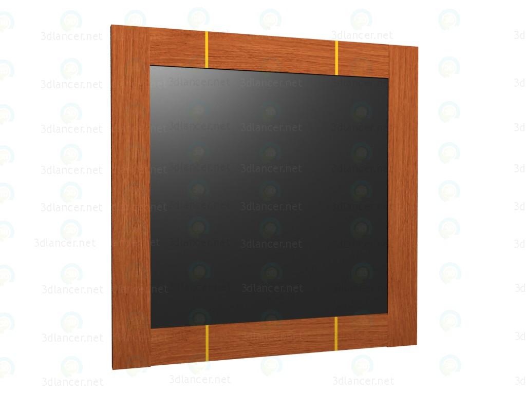 3d model Mirror VOX - preview
