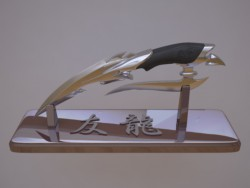 "Japanese knife ""friend of the Dragon"""