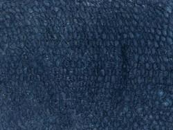 Cuir bleu