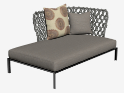 Couch for a garden 4