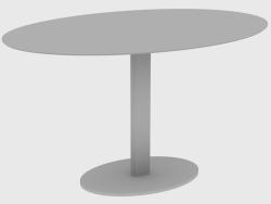 Coffee table YAKI SMALL TABLE OVAL (80X50XH45)