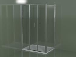 Box doccia angolare L3 LG