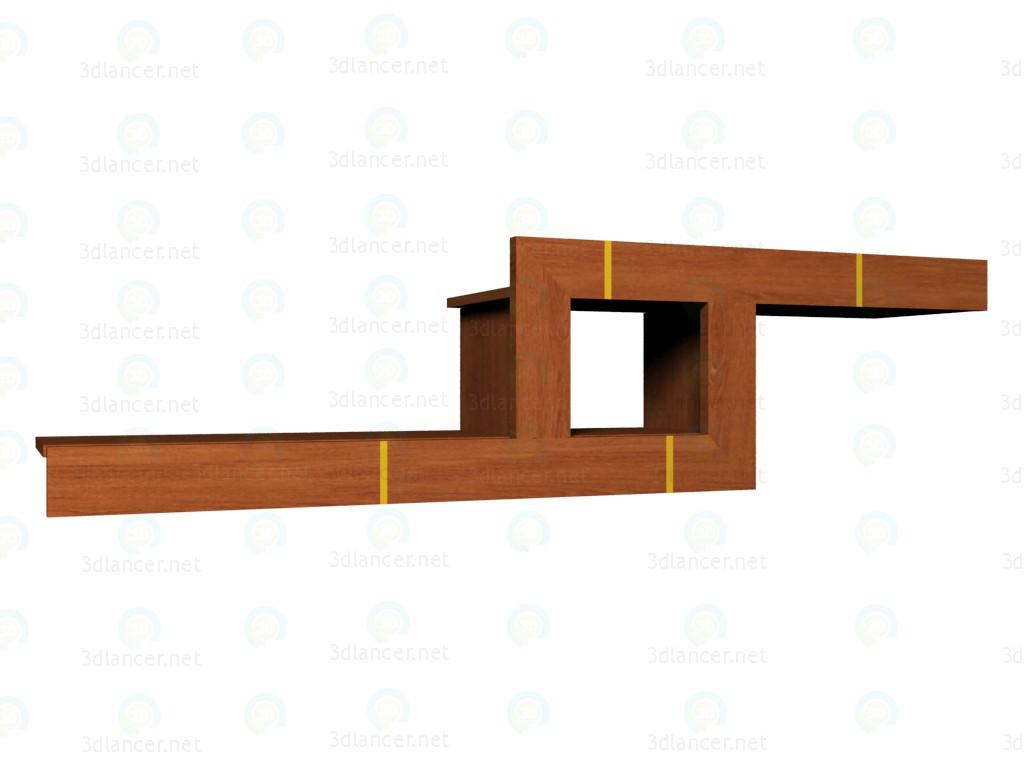 3d модель Полка – превью
