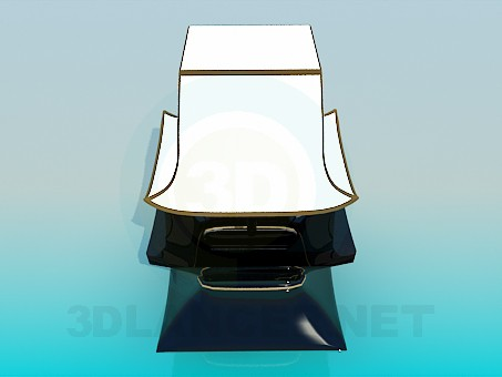 3d modeling Table-lamp model free download