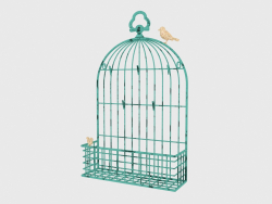 Photo Frame METAL BIRDCAGE CARD