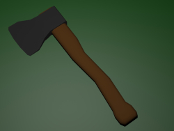 Axe - Axe Low Poly