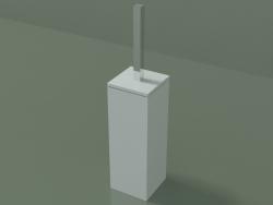 Porte-brosse de toilette (90U06001, Glacier White C01)