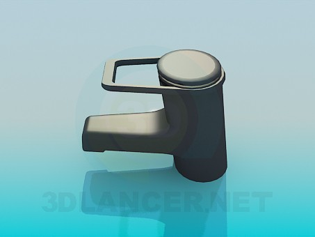 3d model Mixer tap - preview