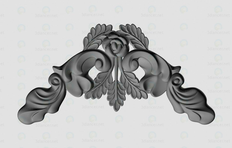 3d model Decorative moldings - preview