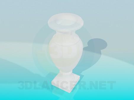 3d model Vase Interior - preview