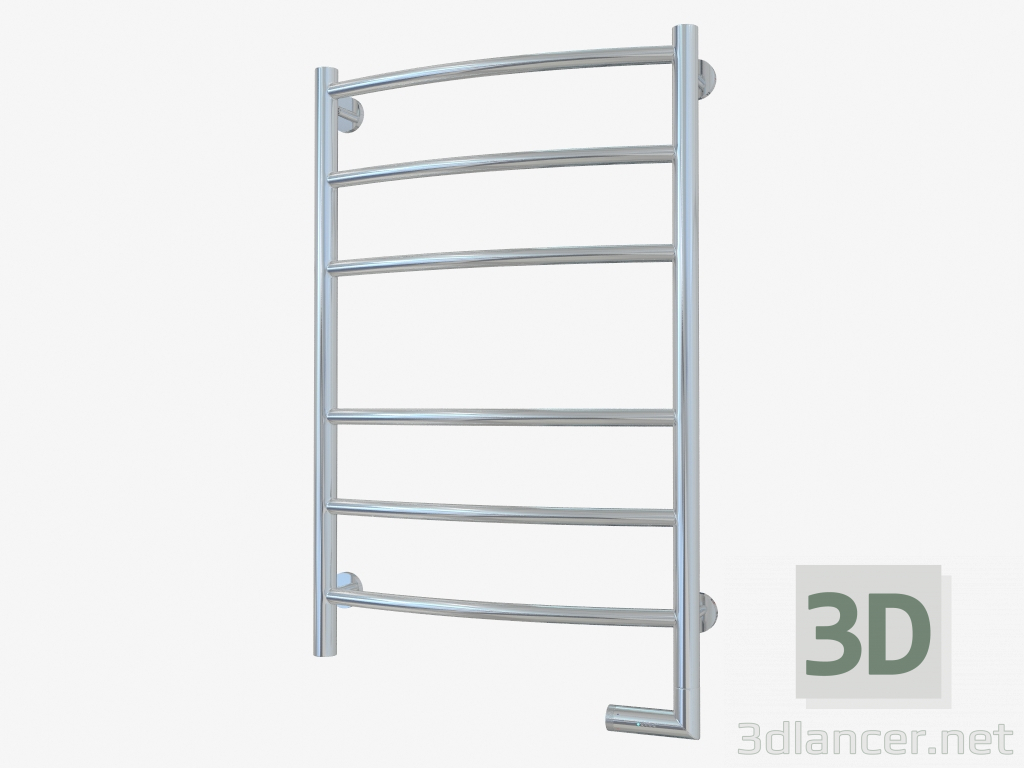 3d model Galant 2.0 right radiator (800x500) - preview
