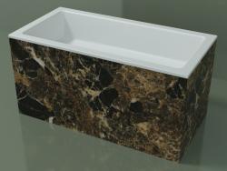 Vasque à poser (01R142101, Emperador M06, L 72, P 36, H 36 cm)