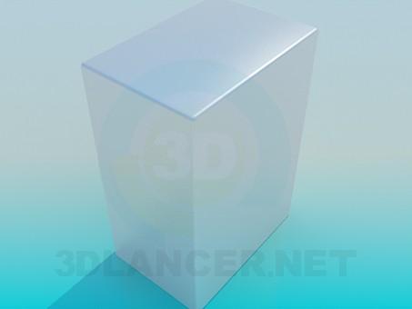 3d модель Стиральная машина Samsung – превью