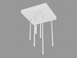 Светильник потолочный F14 E03 01