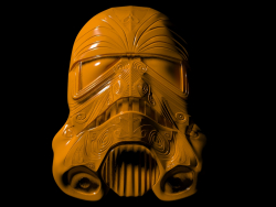 Máscara alienígena