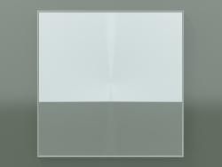 Mirror Rettangolo (8ATCC0001, Glacier White C01, Н 72, L 72 cm)