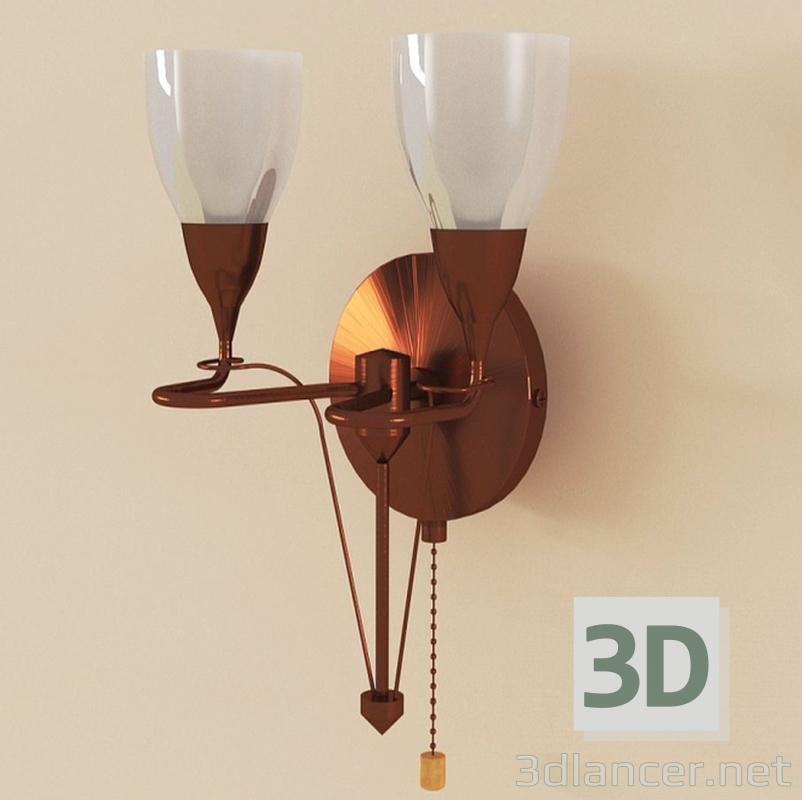 3 डी मॉडल मस्तक - पूर्वावलोकन