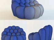BUBBLE ARMCHAIR_ROCHEBOBOIS