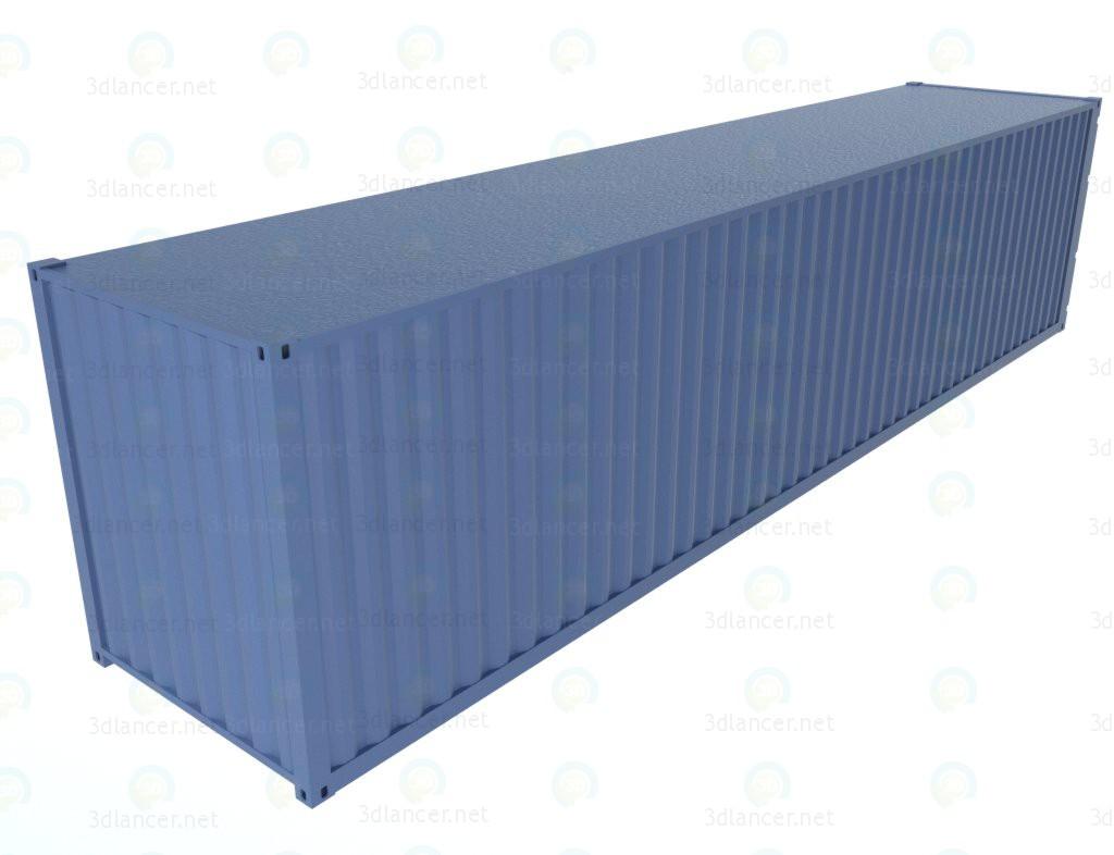 descarga gratuita de 3D modelado modelo El contenedor