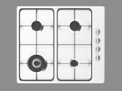 Built-in gas cooker (hob) PBH615B80A