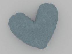 "Pillow ""Heart"""