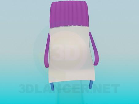 modelo 3D Presidente de Tri-color - escuchar