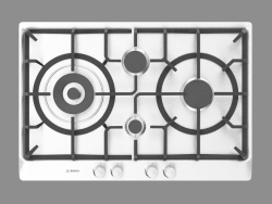 Built-in gas cooker (hob) PCI815B91A