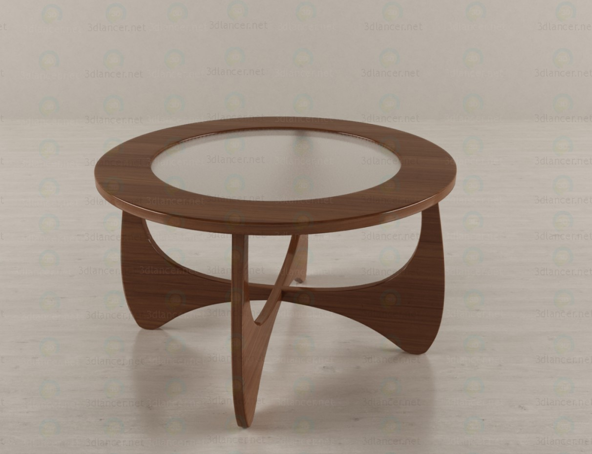 3d model Table-60s - preview