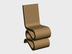 Стул Wiggle Side Chair